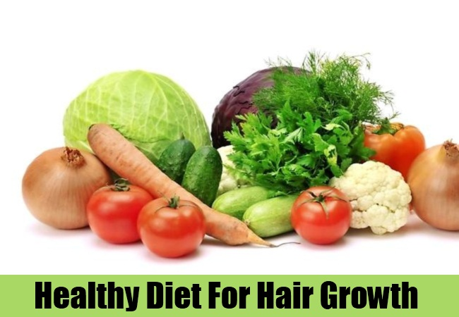 Healthy-Diet-For-Hair-Growth